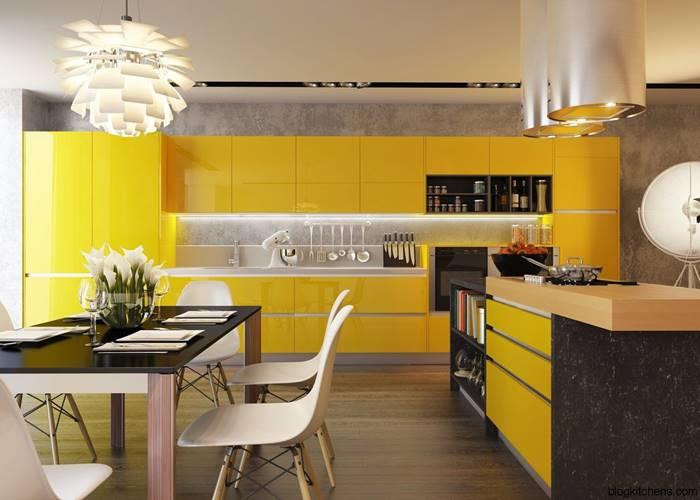 Fengshui warna kuning