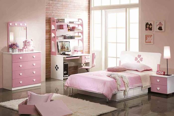 fengshui warna pink