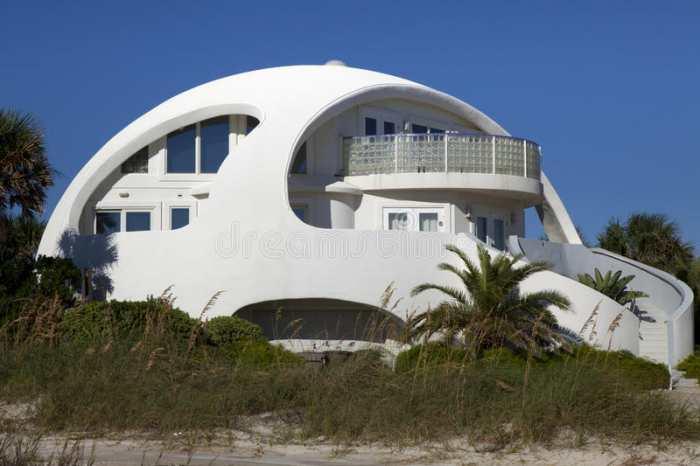 Desain Bentuk Atap Kubah