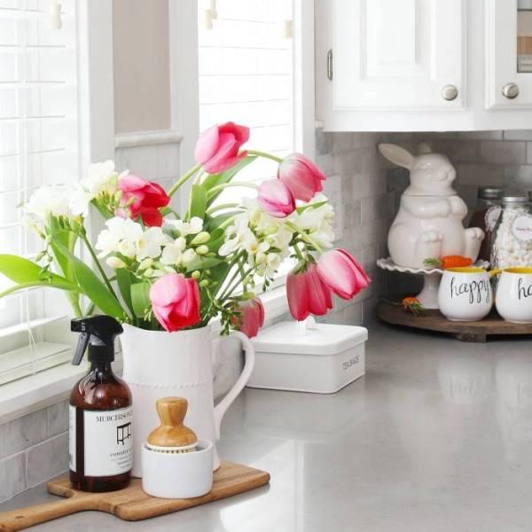 Cara Hilangkan Bau Dapur