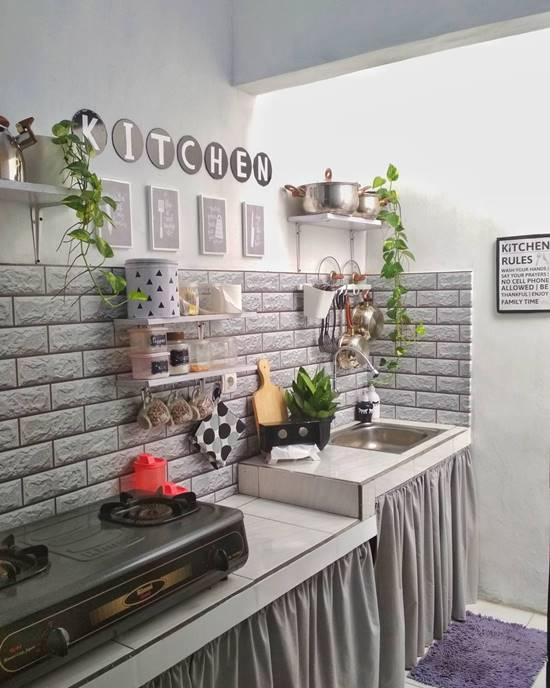 7 Tips & Inpirasi Desain Dapur Shabby Chic yang Kekinian – Interinoz