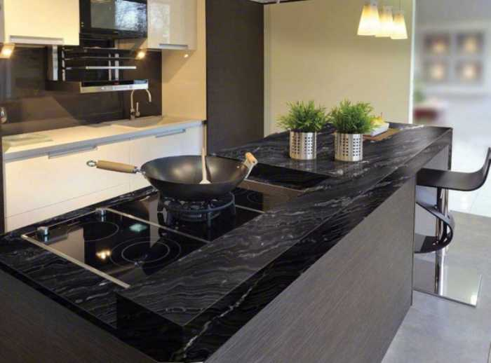 Material bahan Kitchen Table Top
