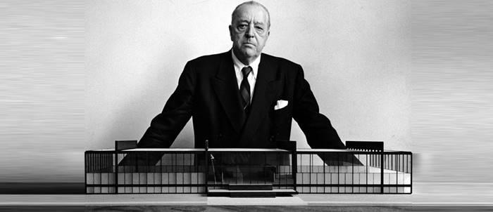 Ludwig Mies Van de Rohe - Arsitek Modern Dunia