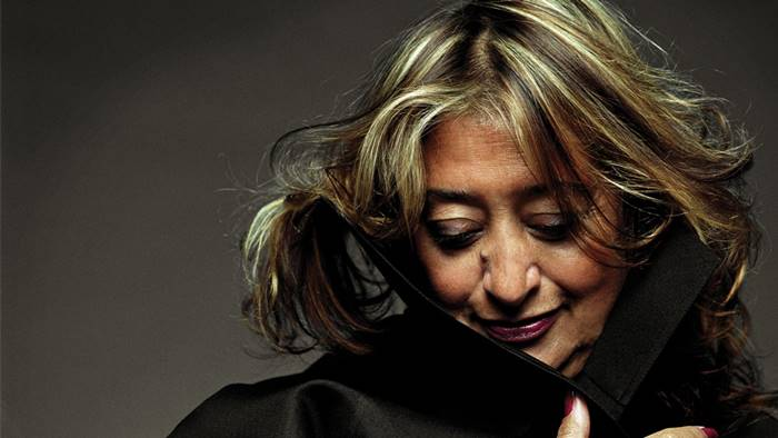 Zaha Hadid, Arsitek Modern Dunia