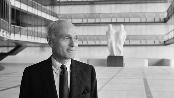 Philip Johnson - Arsitek Modern Dunia
