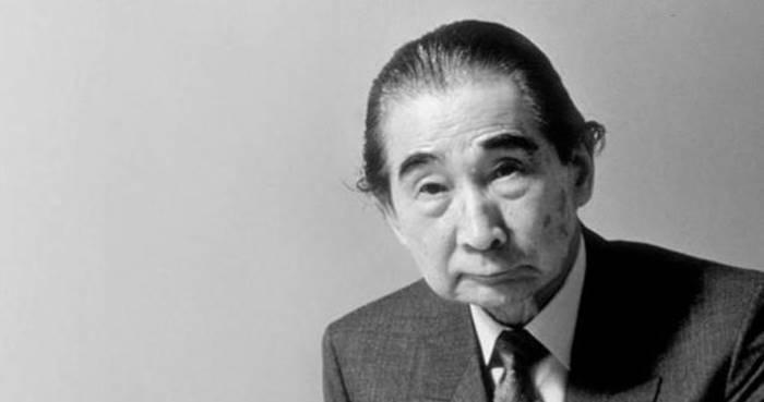 Kenzo Tange, Arsitek Modern Dunia