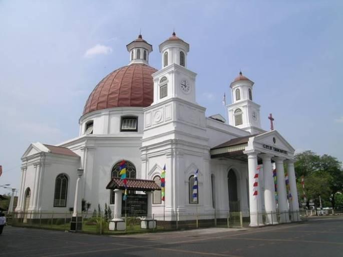 Gereja Blenduk - Desain Arsitektur Gereja Terindah & Tertua di Indonesia