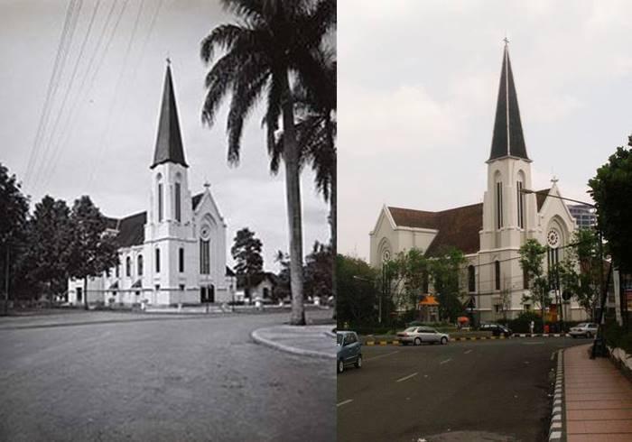 Desain Arsitektur Gereja di Indonesia