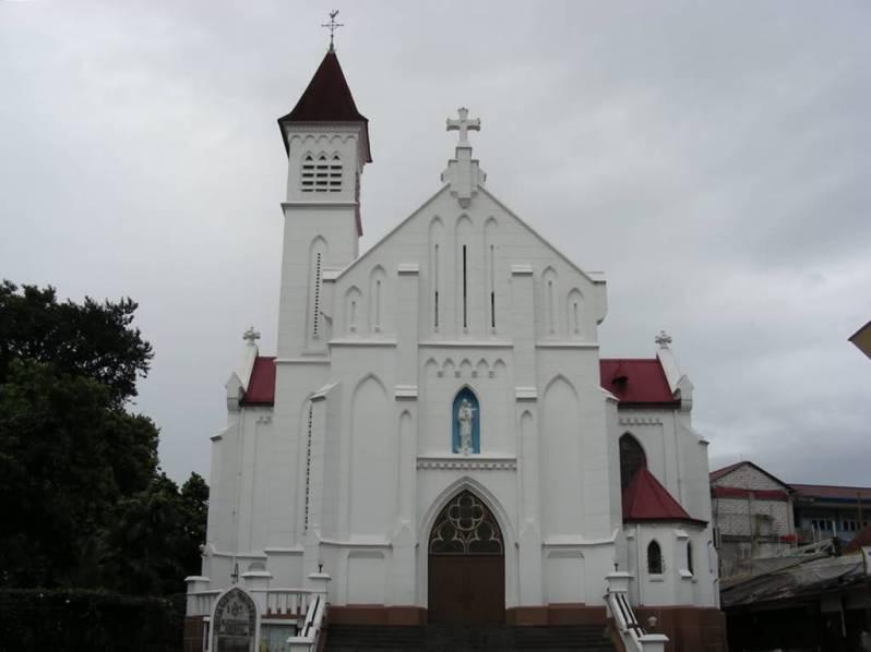 Gereja Katedral Bogor - Arsitektur Gereja Tertua dan Terindah