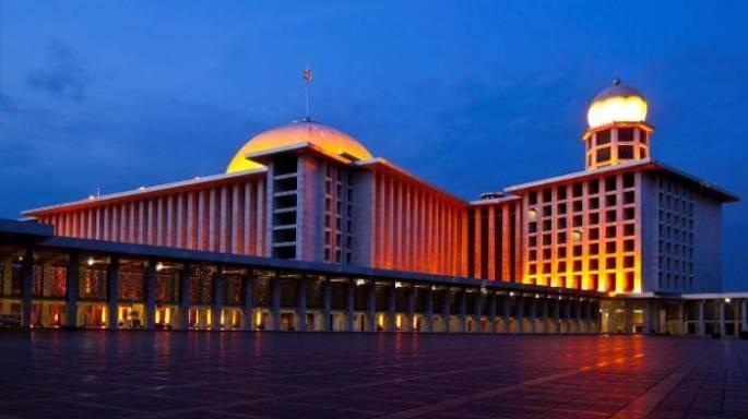Arsitektur Masjid Istiglal Indonesia