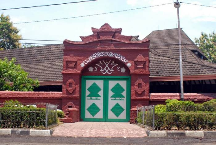 Arsitektur Masjid Agung Cirebon