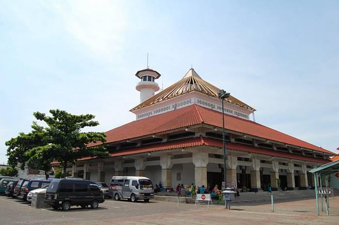 Arsitektur Masjid Sunan Ampel