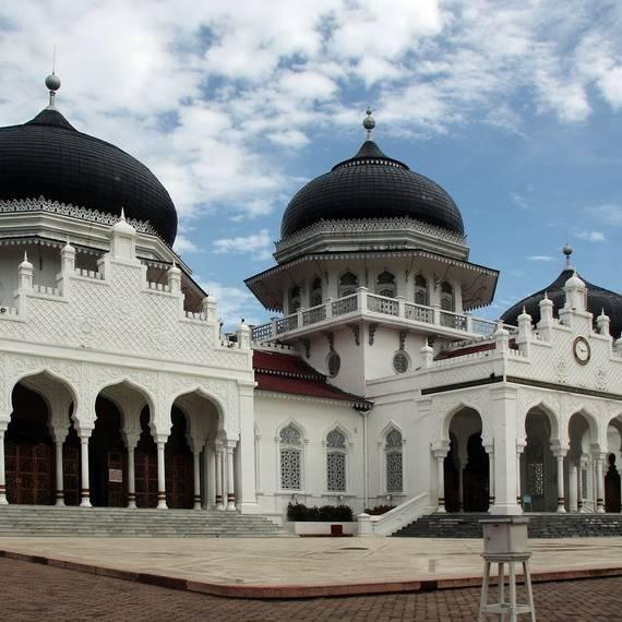 Arsitektur Indonesia Bersejarah dan Tertua