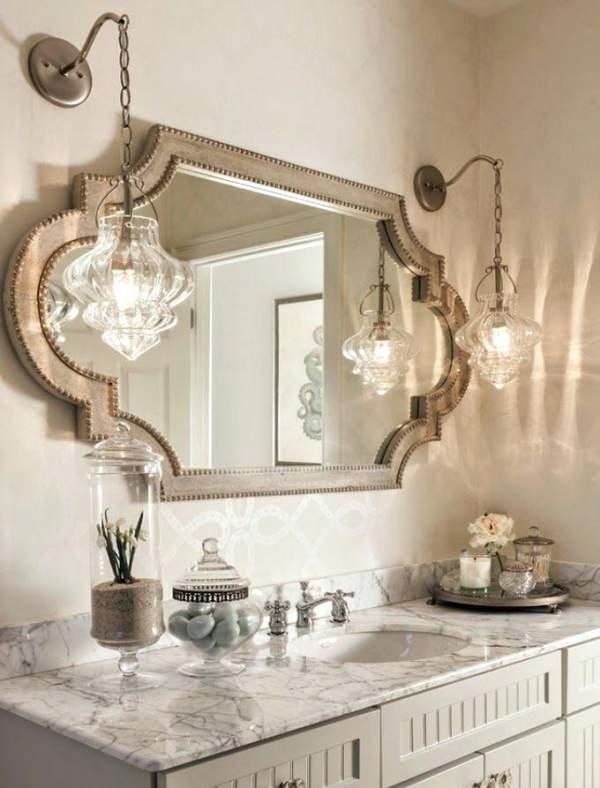 Desain Cermin Kamar Mandi