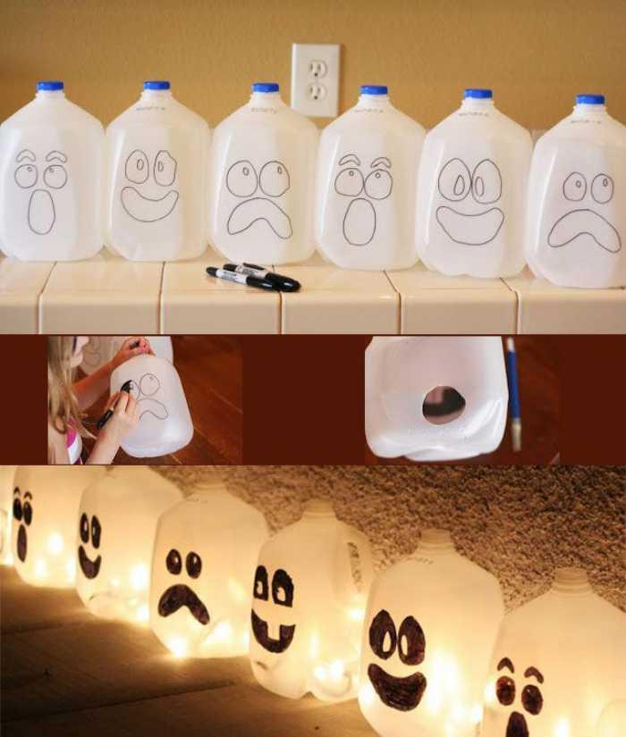13 Dekorasi Halloween Diy Untuk Hias Rumah Di Bulan Oktober Interinoz