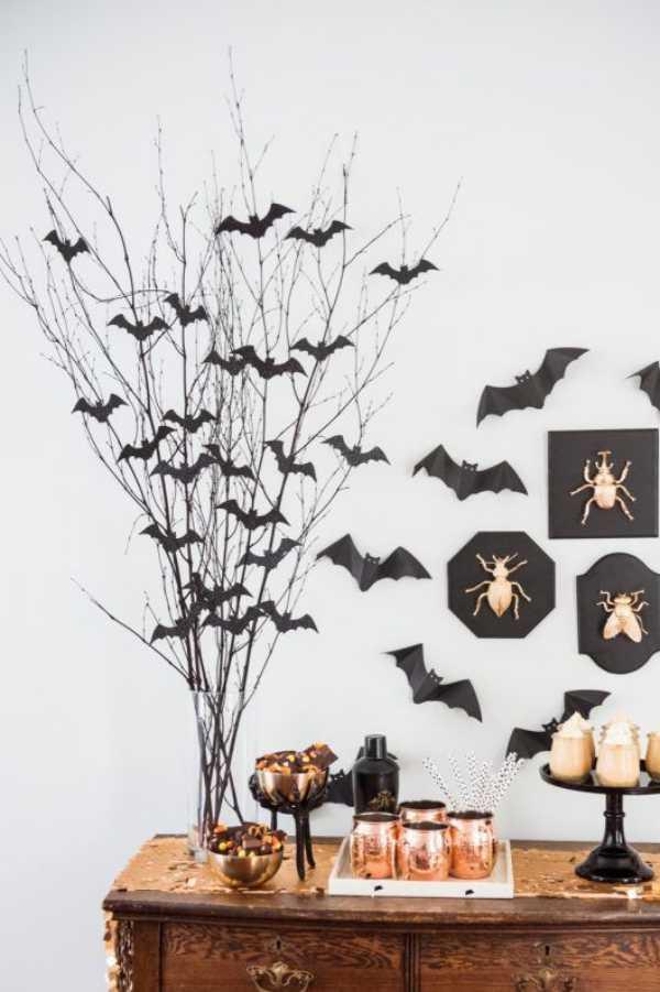 Bagaimana Dekorasi Untuk Menyambut Hallowen Di Rumah?