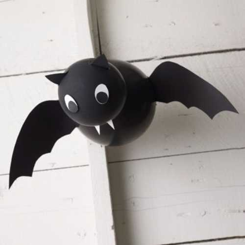 Dekorasi Halloween DIY
