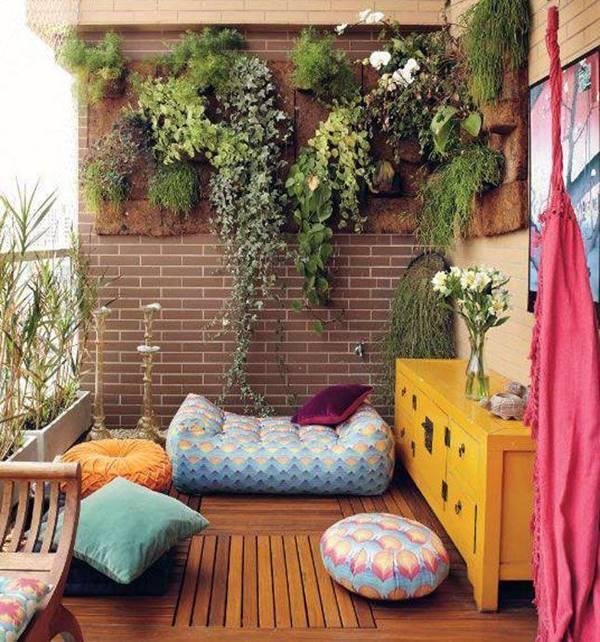 Kreasi Desain Balkon Rumah
