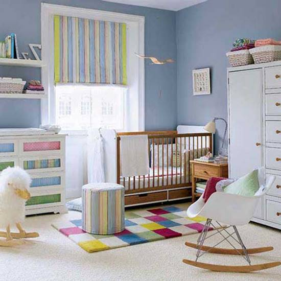 Inspirasi Desain Kamar Bayi Terbaik
