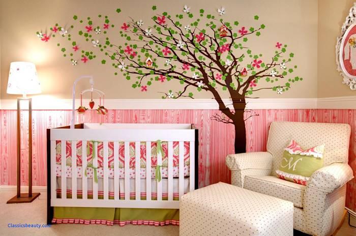 Kreasi Desain Kamar Tidur Bayi Terbaru