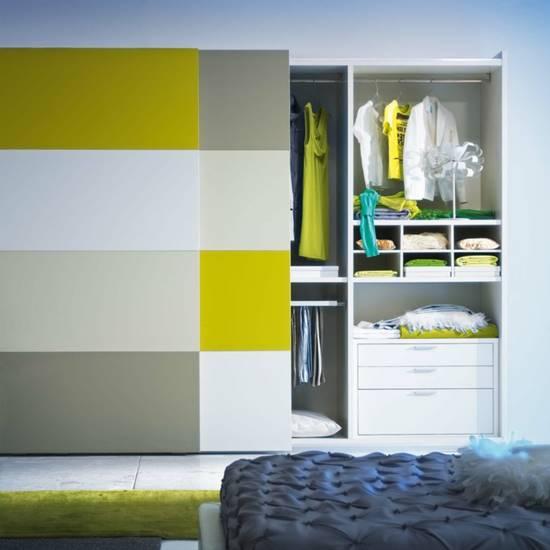 Desain Lemari Baju Modern Minimalis