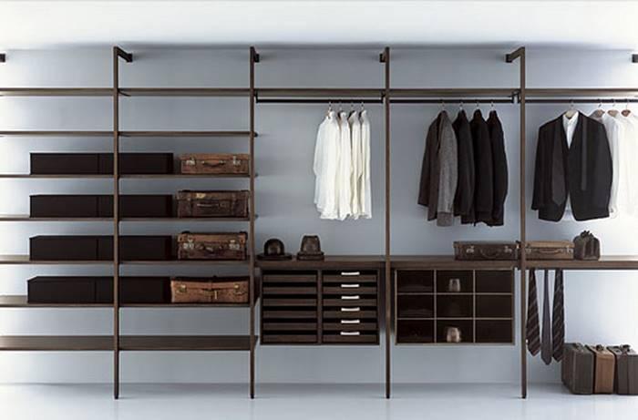 Desain Lemari Baju / Wardrobe Modern Minimalis