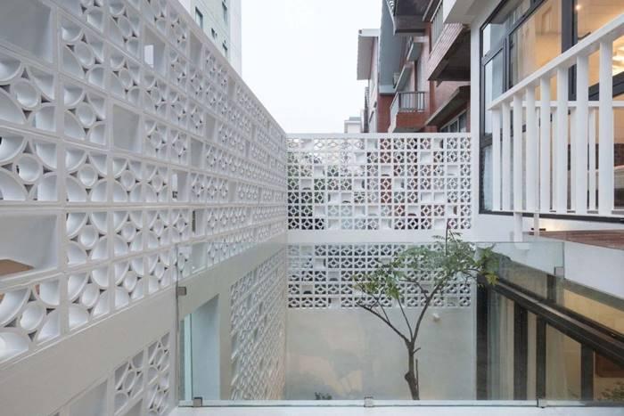 Desain Pagar Modern Minimalis