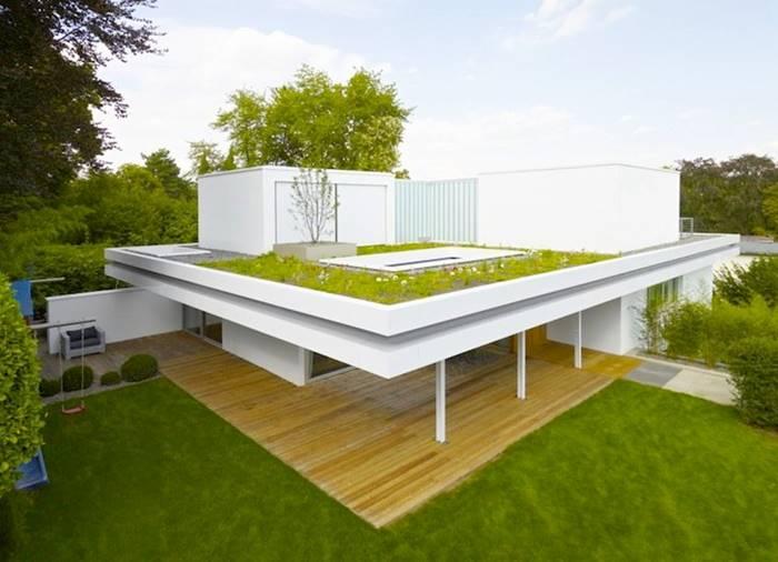 Kreasi Desain Rooftop Modern yang Kreatif