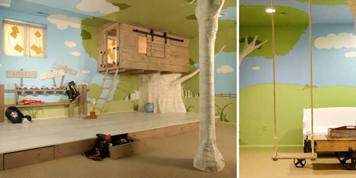 desain ruang bermain anak