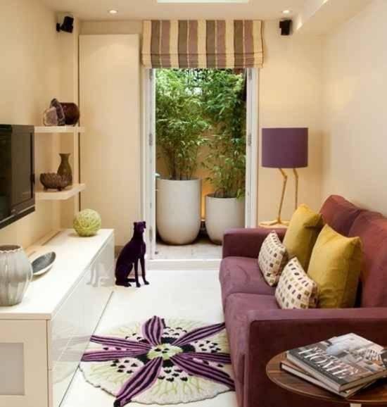 7 Tips Desain Ruang Keluarga Nyaman di Ruang Sempit ...