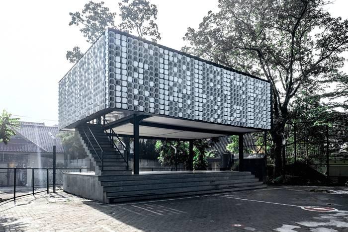 Bima Microlibrary - Karya Arsitek Indonesia yang Menang Penghargaan Internasional