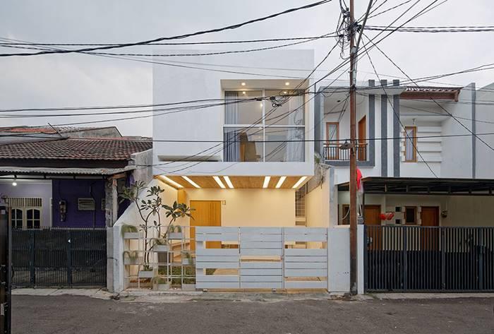 SPlow House - Karya Arsitek Indonesia yang Menang Penghargaan Internasional
