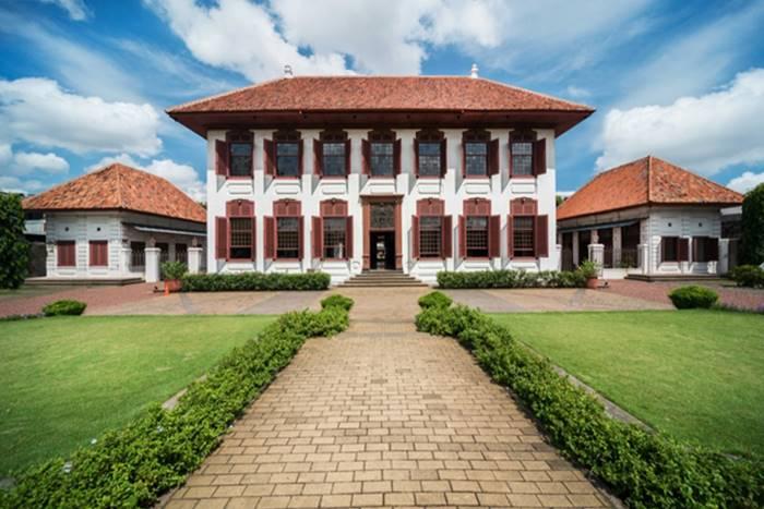 Gedung Arsip Nasional - Karya Arsitek Indonesia yang Menang Penghargaan Internasional