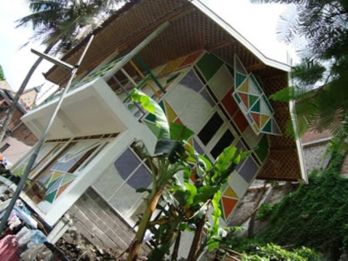 Pemukiman Tepi Kali Code - Karya Arsitek Indonesia yang Menang Penghargaan Internasional