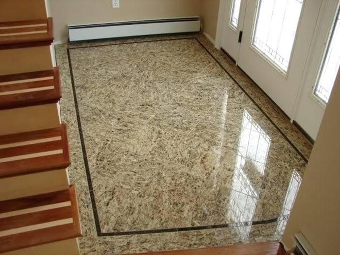 Jenis material Lantai Granit