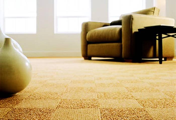 Jenis material Lantai Karpet
