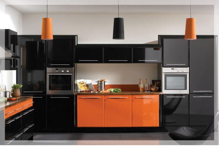 Tren warna dapur