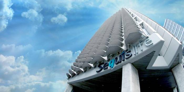 Bangunan dengan konsep arsitektur tropis