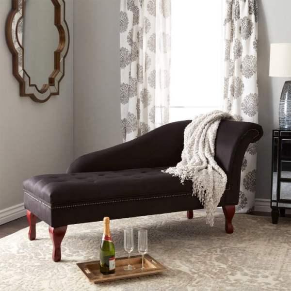 Kursi Antik Chaise Lounge