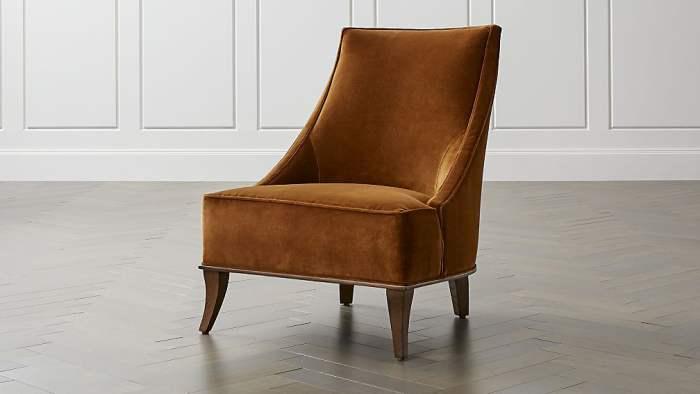 Kursi Antik Slipper Chair