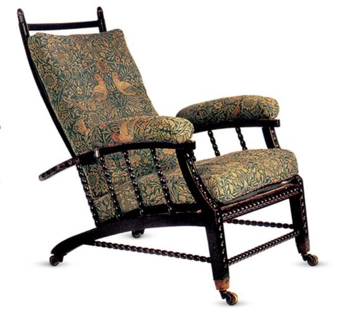 Kursi Antik Morris Chair
