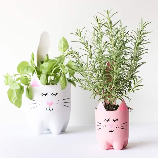 ide pot bunga DIY