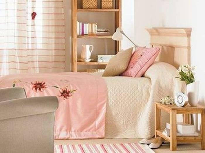 Konsep Interior Pink