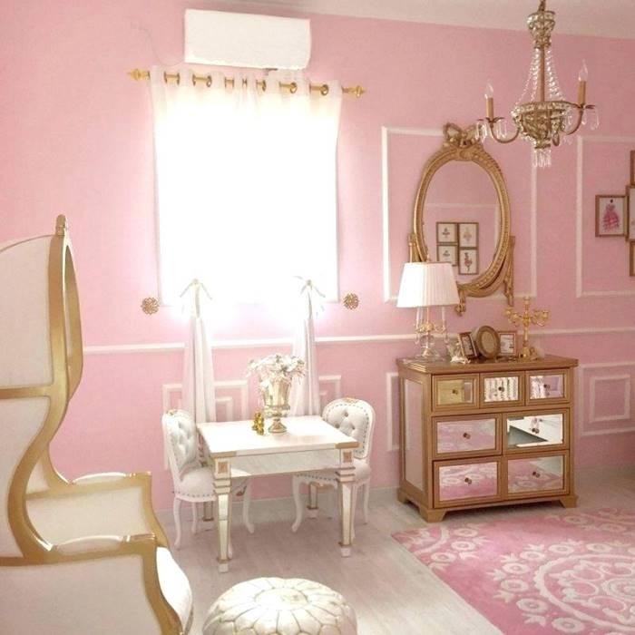 Interior Pink