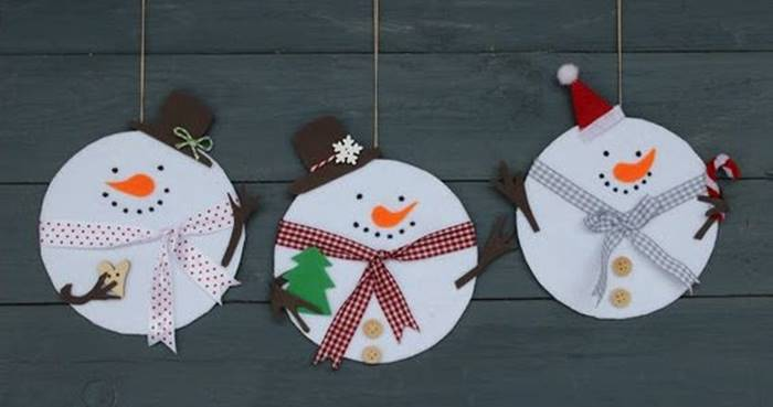 Dekorasi Natal DIY Handmade kreatif