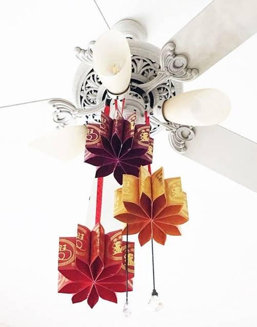 Dekorasi Tahun Baru Imlek Handmade
