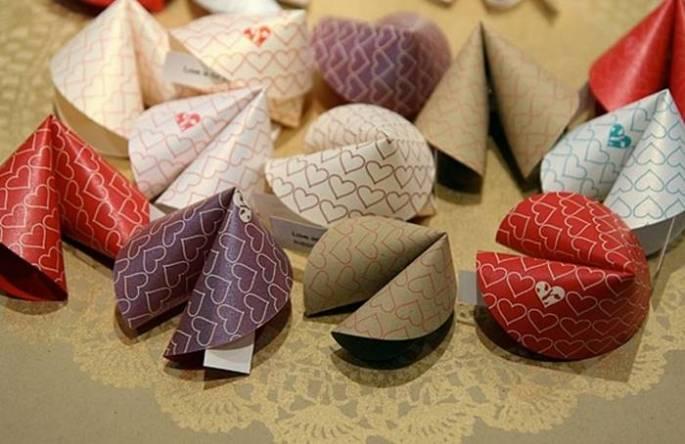 Dekorasi Tahun Baru Imlek dari Kertas
