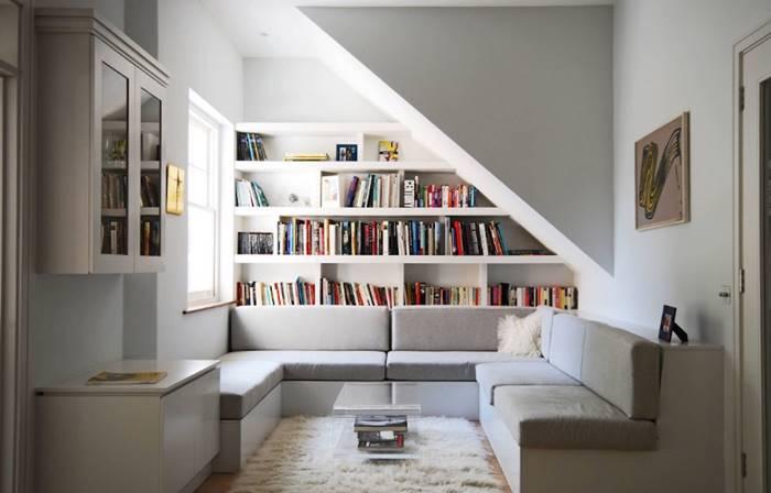 Desain Ruang Baca