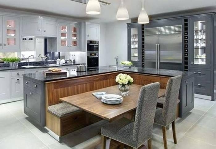 Desain Kitchen Island Kreatif