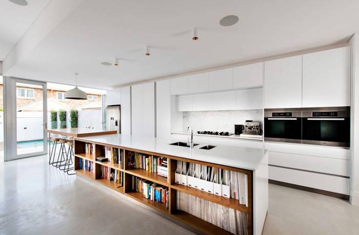 Desain Island Dapur Kreatif dan Fungsional